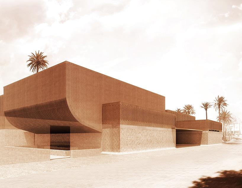 yves-saint-laurent-museum-marrakesh-morocco-mYSLm-dtudio-KO-designboom-01