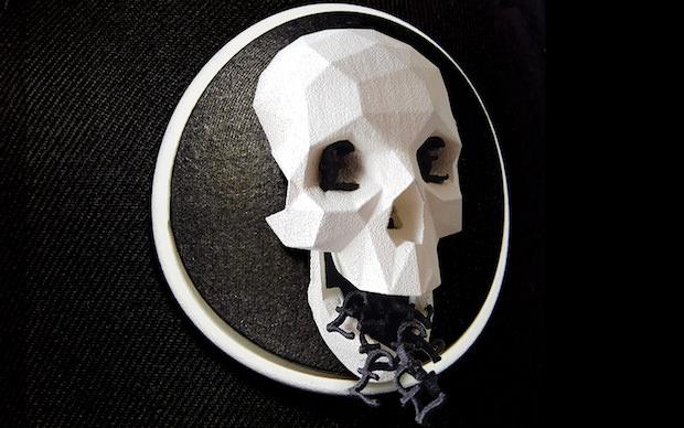 Skull-Closeup