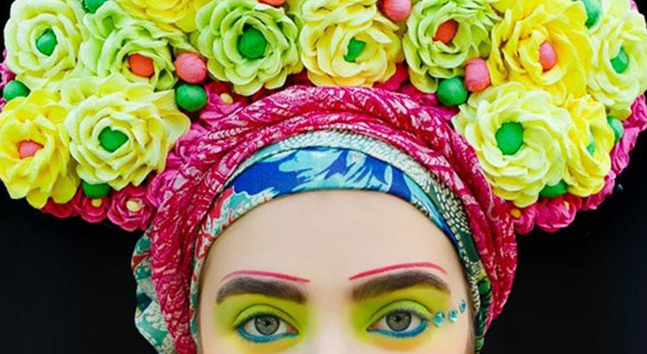 スラブの伝統的な民族衣装