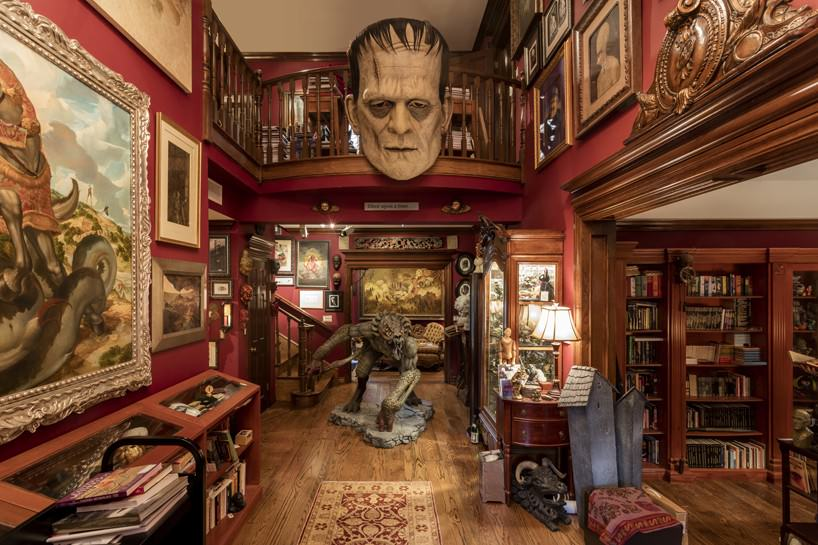 guillermo-del-toro-at-home-with-monsters-designboom-01-818x545