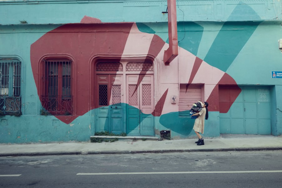 H&M 古着回収プロジェクトのキャンペーン動画